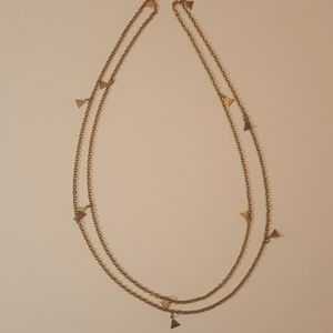 Jewelry - Super long simple fashion necklace